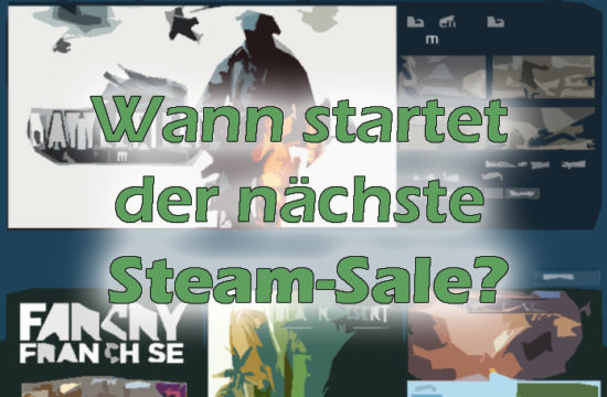 wann startet der steam sale